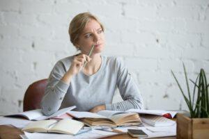 עבודות אקדמאיות - מכשולים נפוצים בדרך
