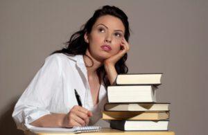 עבודה אקדמית במצב של הפרעות קשב וריכוז